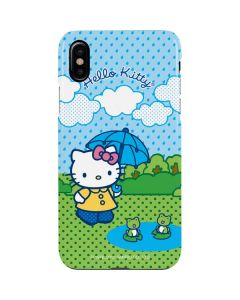 Hello Kitty Rainy Day iPhone XS Lite Case