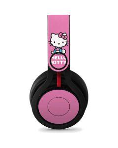 Hello Kitty Sitting Pink Beats by Dre - Mixr Skin