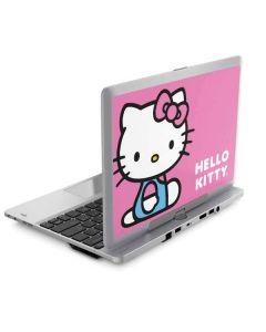 Hello Kitty Sitting Pink Elitebook Revolve 810 Skin