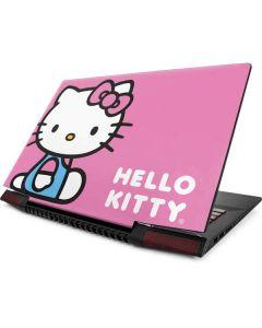 Hello Kitty Sitting Pink Lenovo Ideapad Skin
