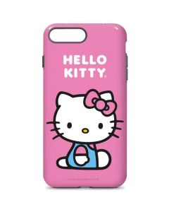 Hello Kitty Sitting Pink iPhone 8 Plus Pro Case