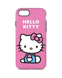 Hello Kitty Sitting Pink iPhone 8 Pro Case