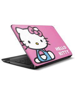 Hello Kitty Sitting Pink HP Notebook Skin