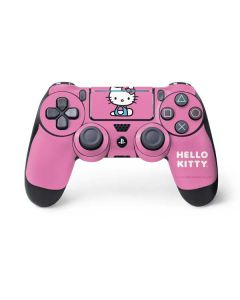 Hello Kitty Sitting Pink PS4 Pro/Slim Controller Skin