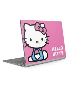 Hello Kitty Sitting Pink Surface Book 2 15in Skin