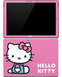 Hello Kitty Sitting Pink Surface Pro (2017) Skin