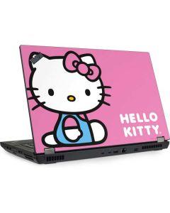 Hello Kitty Sitting Pink Lenovo ThinkPad Skin