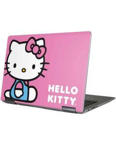 Hello Kitty Sitting Pink Yoga 710 14in Skin