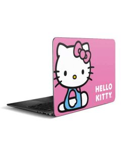 Hello Kitty Sitting Pink Zenbook UX305FA 13.3in Skin