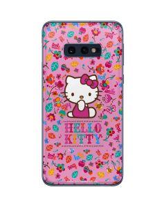 Hello Kitty Smile Galaxy S10e Skin
