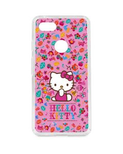 Hello Kitty Smile Google Pixel 3 XL Clear Case