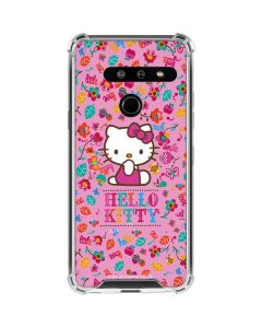 Hello Kitty Smile LG G8 ThinQ Clear Case