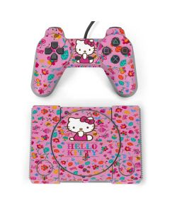 Hello Kitty Smile PlayStation Classic Bundle Skin