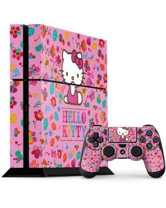 Hello Kitty Smile PS4 Console and Controller Bundle Skin