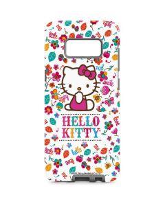 Hello Kitty Smile White Galaxy S8 Pro Case
