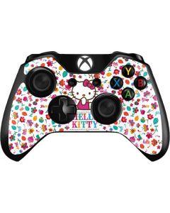 Hello Kitty Smile White Xbox One Controller Skin