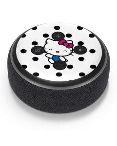 Hello Kitty Waving Amazon Echo Dot Skin