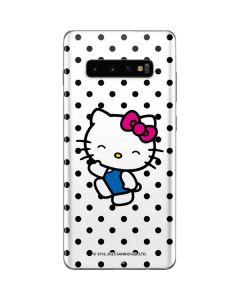Hello Kitty Waving Galaxy S10 Plus Skin