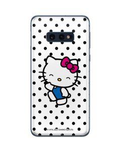 Hello Kitty Waving Galaxy S10e Skin