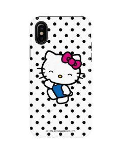 Hello Kitty Waving iPhone XS Pro Case