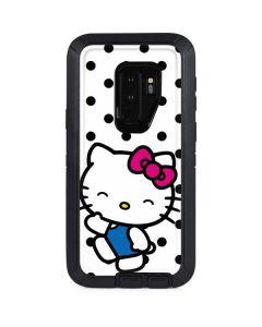 Hello Kitty Waving Otterbox Defender Galaxy Skin