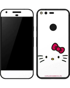 Hello Kitty White Google Pixel Skin