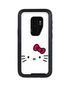 Hello Kitty White Otterbox Defender Galaxy Skin