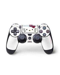 Hello Kitty White PS4 Pro/Slim Controller Skin