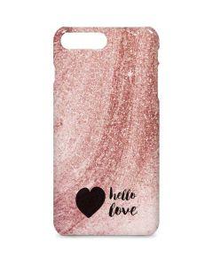 Hello Love iPhone 8 Plus Lite Case