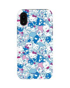 Hello Sanrio Blue Blast iPhone XR Pro Case