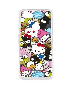 Hello Sanrio Color Blast Google Pixel 3 XL Clear Case