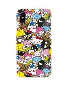 Hello Sanrio Color Blast iPhone XS Max Lite Case