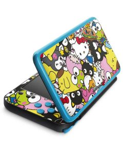 Hello Sanrio Color Blast 2DS XL (2017) Skin