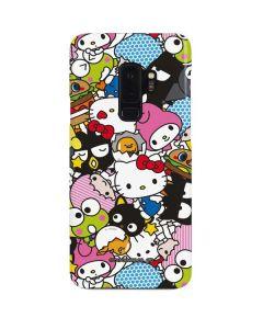 Hello Sanrio Color Blast Galaxy S9 Plus Lite Case