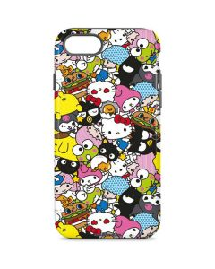 Hello Sanrio Color Blast iPhone 8 Pro Case