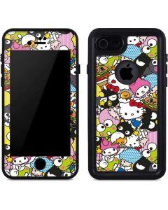 Hello Sanrio Color Blast iPhone 8 Waterproof Case