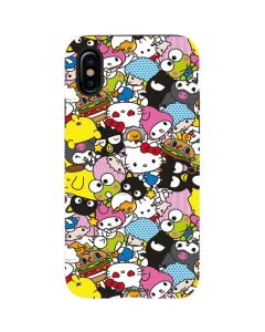 Hello Sanrio Color Blast iPhone X Pro Case
