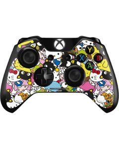 Hello Sanrio Color Blast Xbox One Controller Skin