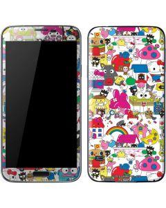 Sanrio World Galaxy S5 Skin