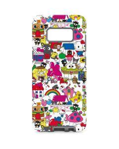 Sanrio World Galaxy S8 Pro Case