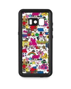 Sanrio World Galaxy S8 Waterproof Case