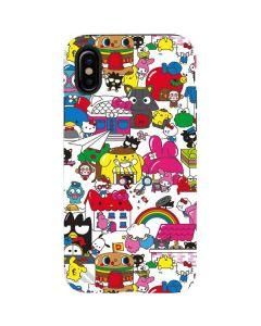 Sanrio World iPhone X Pro Case