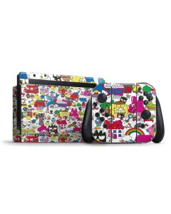 Sanrio World Nintendo Switch Bundle Skin