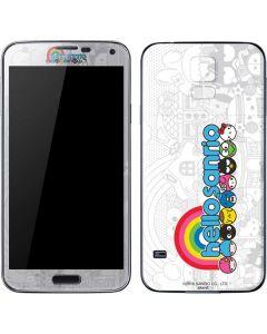Hello Sanrio Galaxy S5 Skin