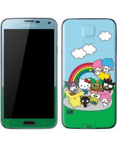 Hello Sanrio Crew Galaxy S5 Skin