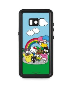 Hello Sanrio Crew Galaxy S8 Waterproof Case