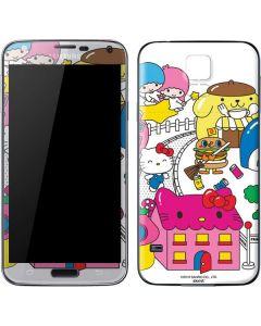 Hello Sanrio Friendship Road Galaxy S5 Skin