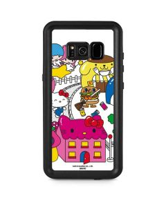 Hello Sanrio Friendship Road Galaxy S8 Plus Waterproof Case