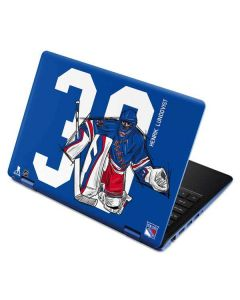 Henrik Lundqvist #30 Action Sketch Aspire R11 11.6in Skin