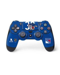 Henrik Lundqvist #30 Action Sketch PS4 Controller Skin